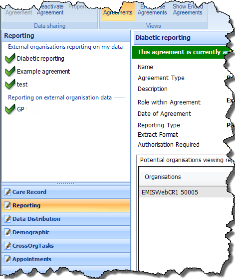 2 Using Data Sharing Manager To Manage Sharing Agreements Digital